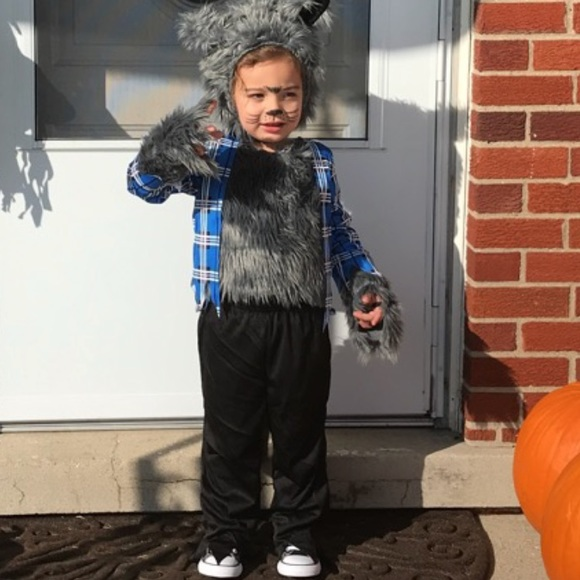 Costumes Toddler Big Bad Wolf Costume Poshmark